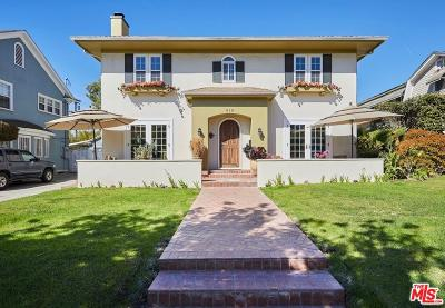 Los Angeles County Single Family Home For Sale: 819 5th Avenue