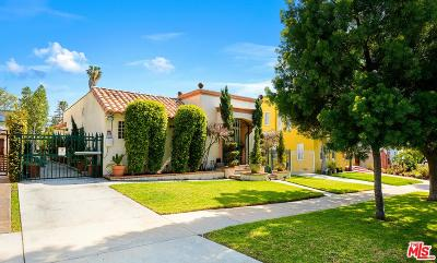 Los Angeles County Single Family Home For Sale: 1322 Meadowbrook Avenue