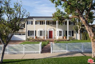 Single Family Home For Sale: 3475 Cabrillo