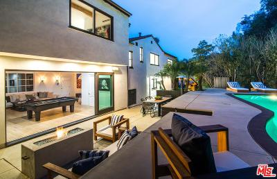 Sunset Strip - Hollywood Hills West (C03) Single Family Home For Sale: 2571 Outpost Drive