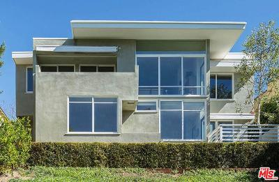 Studio City Single Family Home For Sale: 3807 Reklaw Drive