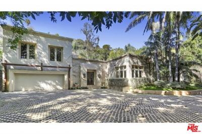 Beverly Hills Single Family Home For Sale: 2841 Hutton Drive