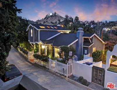 Los Angeles CA Single Family Home For Sale: $1,648,000