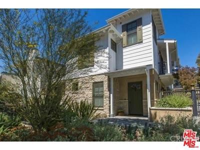 Santa Monica Condo/Townhouse For Sale: 939 20th Street #8