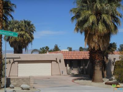 Palm Desert Single Family Home For Sale: 72610 Homestead Road