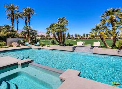 Rancho Mirage CA Single Family Home For Sale: $2,197,000