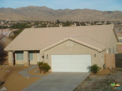 Desert Hot Springs Single Family Home For Sale: 67625 Monterey Road