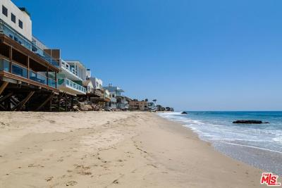 Malibu Single Family Home For Sale: 24818 Malibu Road