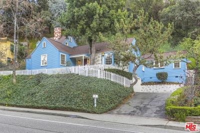 Glendale Single Family Home For Sale: 2310 East Chevy Chase Drive