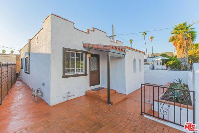 Los Angeles Single Family Home For Sale: 1515 North Normandie Avenue