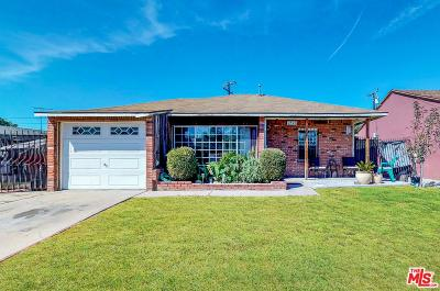 Compton Single Family Home For Sale: 2425 West Caldwell Street