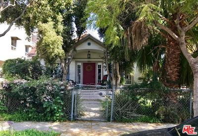 West Hollywood Single Family Home For Sale: 1206 North Detroit Street