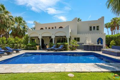 Palm Springs Single Family Home For Sale: 466 South Patencio Road
