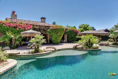 Rancho Mirage CA Single Family Home For Sale: $2,150,000