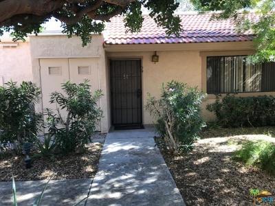 Rancho Mirage Condo/Townhouse For Sale: 70100 Mirage Cove Drive #54