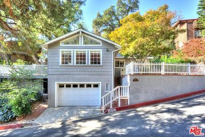 Sierra Madre Single Family Home For Sale: 757 Skyland Drive