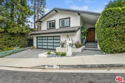 Los Angeles County Single Family Home For Sale: 12126 La Casa Lane