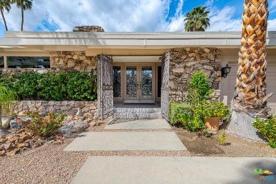 Palm Springs Single Family Home For Sale: 1411 South Paseo De Marcia