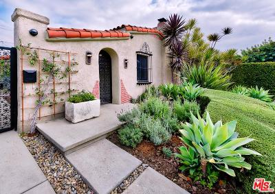 Los Angeles County Single Family Home For Sale: 126 South Gardner Street