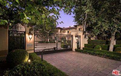 Los Angeles Single Family Home For Sale: 1244 Moraga Drive