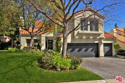 Westlake Village Single Family Home For Sale: 5671 Winside Street