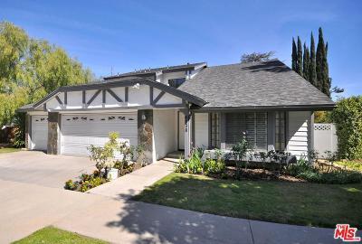 Tarzana Single Family Home For Sale: 6238 Baird Avenue