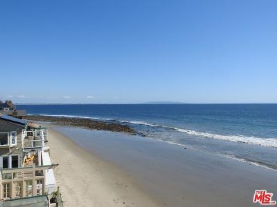Malibu Single Family Home For Sale: 18850 Pacific Coast Highway