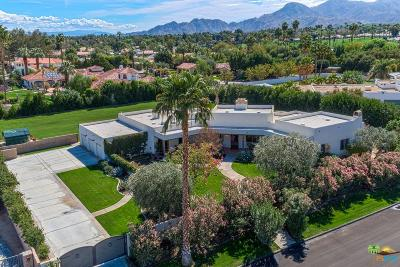 Rancho Mirage CA Single Family Home For Sale: $1,379,000