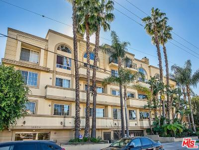 Toluca Lake Condo/Townhouse For Sale: 10824 Bloomfield Street #101