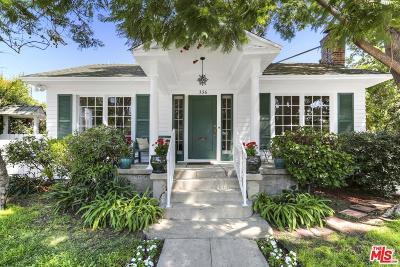 Los Angeles County Single Family Home For Sale: 336 North Norton Avenue