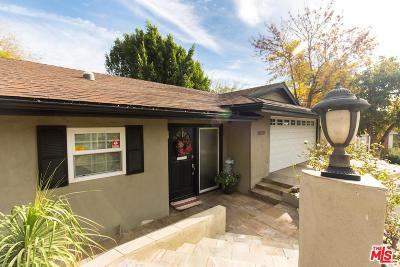 Glendale Single Family Home For Sale: 1630 Puebla Drive