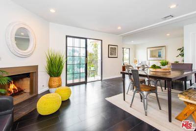 Santa Monica Condo/Townhouse For Sale: 1020 Ocean Park #7