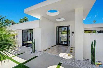 Palm Springs CA Single Family Home For Sale: $2,889,000