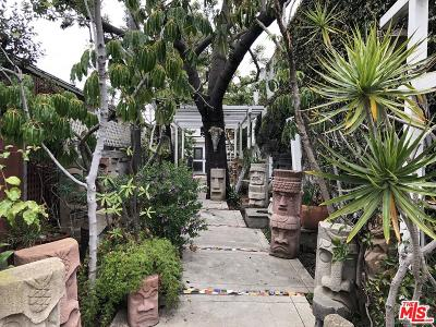 Venice Single Family Home For Sale: 1519 Venice