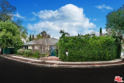 Woodland Hills Single Family Home For Sale: 21445 De La Osa Street
