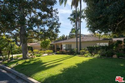 Los Angeles County Single Family Home For Sale: 175 Homewood Road
