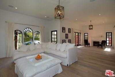 Los Angeles County Single Family Home For Sale: 1239 South Sycamore Avenue