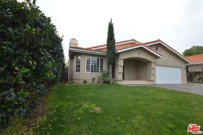 Sylmar Single Family Home For Sale: 12771 De Garmo Avenue
