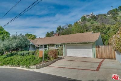 Studio City Single Family Home For Sale: 3644 Goodland Avenue