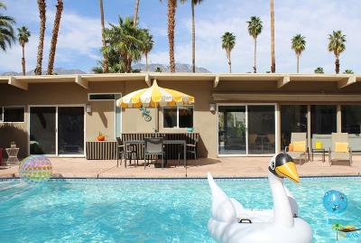 Palm Springs Single Family Home For Sale: 680 South Compadre Road