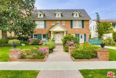 Los Angeles County Single Family Home For Sale: 111 South Plymouth