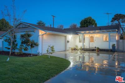 Sherman Oaks Single Family Home For Sale: 13150 Margate Street
