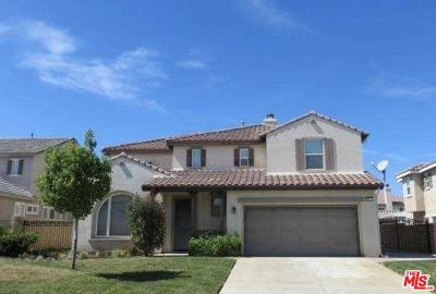 Los Angeles County Single Family Home For Sale: 39331 Desert Lilly Court