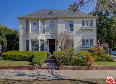 Beverly Hills Residential Income For Sale: 158 South Elm Drive