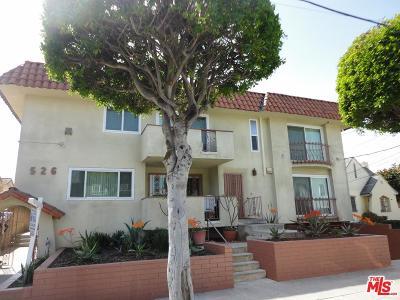 Inglewood Condo/Townhouse Sold: 526 East Queen Street #3