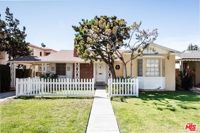 Los Angeles County Single Family Home For Sale: 5412 Packard Street