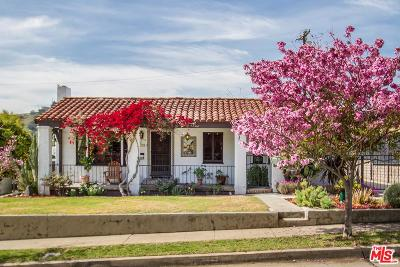 Los Angeles Single Family Home For Sale: 4523 West Avenue 42