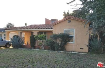 Inglewood Single Family Home For Sale: 9701 South 4th Avenue