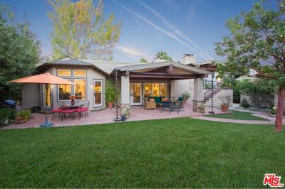 Beverly Hills Rental For Rent: 627 North Elm Drive