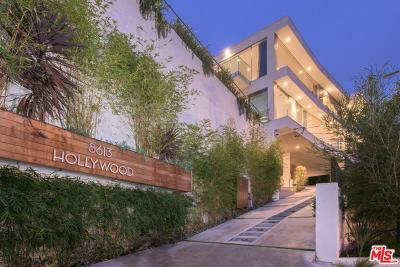 Los Angeles County Rental For Rent: 8613 Hollywood Boulevard